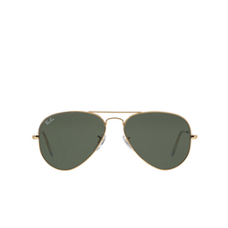 Ray-Ban® Sunglasses: Aviator Large Metal RB3025 color Arista W3234.