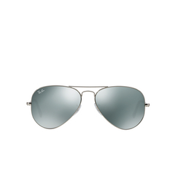 Ray-Ban® Sunglasses: Aviator Large Metal RB3025 color Silver W3275.