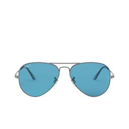 Ray-Ban® Sunglasses: Aviator Metal Ii RB3689 color Gunmetal 004/S2.