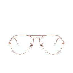 Ray-Ban® Eyeglasses: Aviator RX6489 color Rose Gold 3094.