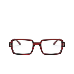 Ray-Ban® Eyeglasses: Benji RX5473 color Striped Red 8054.
