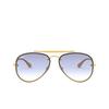 Ray-Ban® Aviator Sunglasses: Blaze Aviator RB3584N color Arista 001/19 - product thumbnail 1/3.