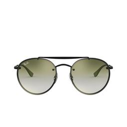Ray-Ban® Sunglasses: Blaze Round Doublebridge RB3614N color 148/0R.
