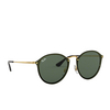Ray-Ban® Round Sunglasses: Blaze Round RB3574N color Arista 001/71 - product thumbnail 2/3.