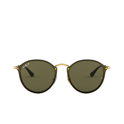 Ray-Ban® Round Sunglasses: Blaze Round RB3574N color Arista 001/9A.