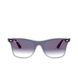Ray-Ban® Sunglasses: Blaze Wayfarer RB4440N color Matte Trasparent 6356X0.