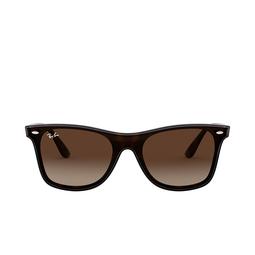 Ray-Ban® Square Sunglasses: Blaze Wayfarer RB4440N color Light Havana 710/13.