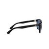 Ray-Ban® Square Sunglasses: Boyfriend RB4147 color Black 601/80 - product thumbnail 3/3.