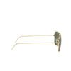 Ray-Ban® Square Sunglasses: Caravan RB3136 color Arista 001 - product thumbnail 3/3.