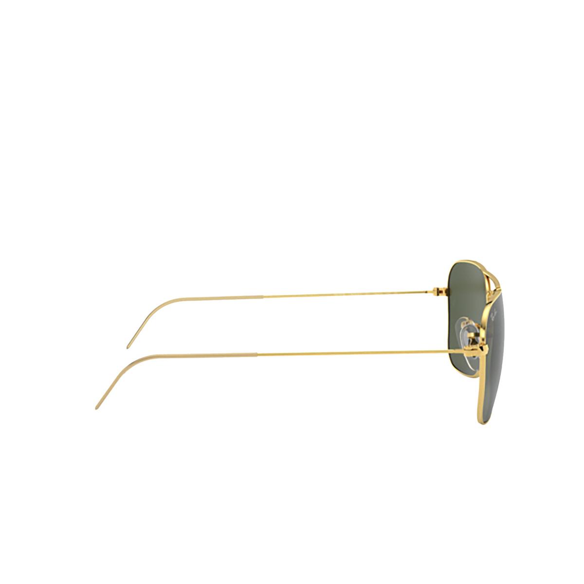 Ray-Ban® Square Sunglasses: Caravan RB3136 color Arista 001 - 3/3.