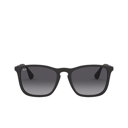 Ray-Ban® Sunglasses: Chris RB4187 color Rubber Black 622/8G.