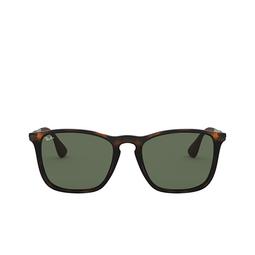 Ray-Ban® Sunglasses: Chris RB4187 color Light Havana 710/71.