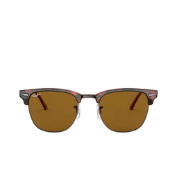 Ray-Ban® Square Sunglasses: Clubmaster RB3016 color Havana W3388.