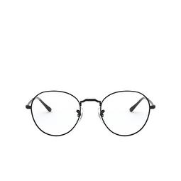 Ray-Ban® Eyeglasses: David RX3582V color Demigloss Black 2760.