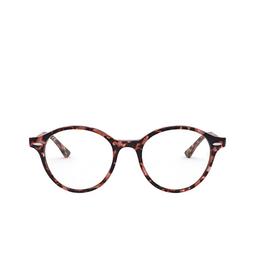 Ray-Ban® Eyeglasses: Dean RX7118 color Shiny Pink Havana 8064.