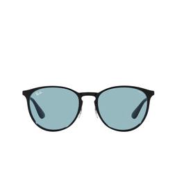 Ray-Ban® Sunglasses: Erika Metal RB3539 color Black 002/Q2.