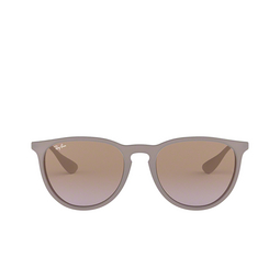 Ray-Ban® Sunglasses: Erika RB4171 color Dark Rubber Sand 600068.