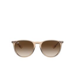 Ray-Ban® Sunglasses: Erika RB4171 color Transparent Light Brown 651413.