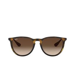 Ray-Ban® Sunglasses: Erika RB4171 color Rubber Havana 865/13.
