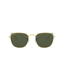Ray-Ban® Square Sunglasses: Frank RB3857 color Legend Gold 919631.