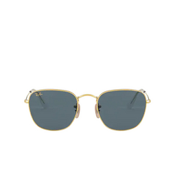 Ray-Ban® Square Sunglasses: Frank RB3857 color Legend Gold 9196R5.