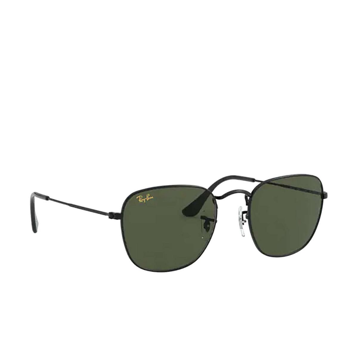Ray-Ban® Square Sunglasses: Frank RB3857 color Black 919931 - 2/3.