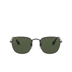 Ray-Ban® Square Sunglasses: Frank RB3857 color Black 919931.