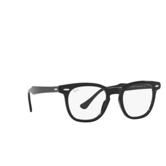 Ray-Ban® Square Eyeglasses: Hawkeye RX5398 color Black 2000.