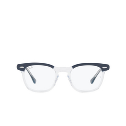 Ray-Ban® Eyeglasses: Hawkeye RX5398 color Blue On Transparent 8110.