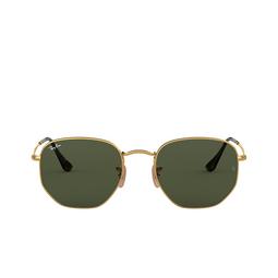 Ray-Ban® Sunglasses: Hexagonal RB3548N color Arista 001.