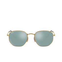 Ray-Ban® Sunglasses: Hexagonal RB3548N color Arista 001/30.