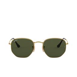 Ray-Ban® Sunglasses: Hexagonal RB3548N color Arista 001/58.