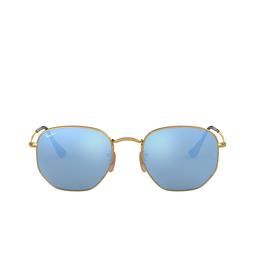 Ray-Ban® Sunglasses: Hexagonal RB3548N color Arista 001/9O.