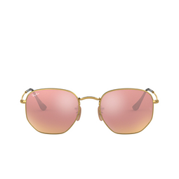 Ray-Ban® Sunglasses: Hexagonal RB3548N color Arista 001/Z2.