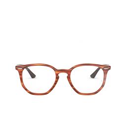 Ray-Ban® Eyeglasses: Hexagonal RX7151 color Light Brown Havana 5799.