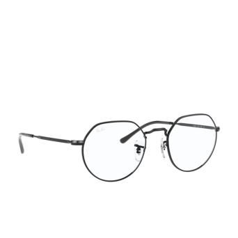 Ray-Ban® Irregular Eyeglasses: Jack RX6465 color Black 2509.