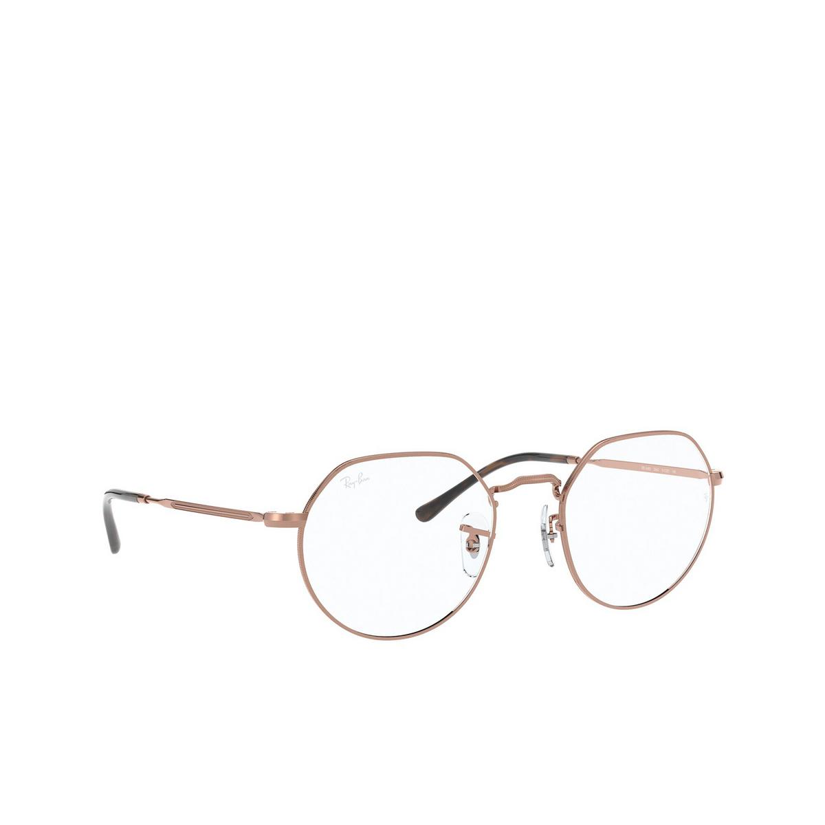 Ray-Ban® Irregular Eyeglasses: Jack RX6465 color Copper 2943.