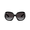 Ray-Ban® Butterfly Sunglasses: Jackie Ohh Ii RB4098 color Black 601/8G - product thumbnail 1/3.