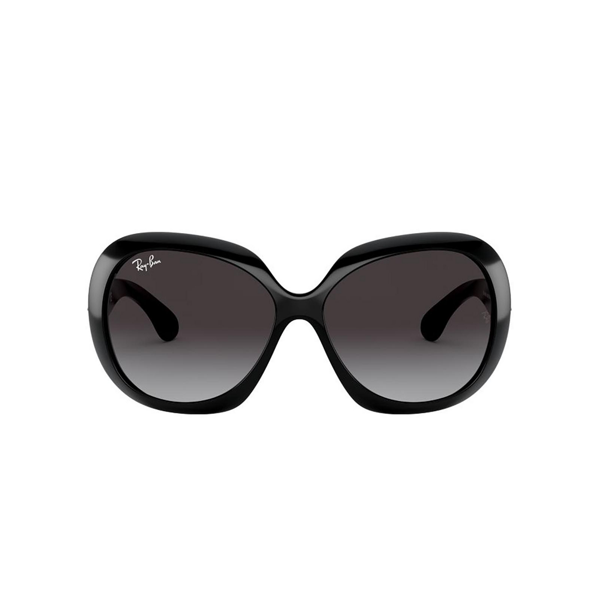 Ray-Ban® Butterfly Sunglasses: Jackie Ohh Ii RB4098 color Black 601/8G - 1/3.