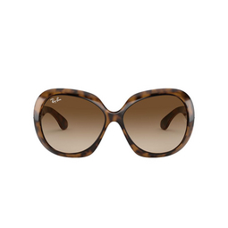 Ray-Ban® Butterfly Sunglasses: Jackie Ohh Ii RB4098 color Havana 642/13.