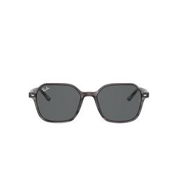 Ray-Ban® Sunglasses: John RB2194 color Striped Grey 1314B1.