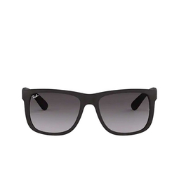 Ray-Ban® Sunglasses: Justin RB4165 color Rubber Black 601/8G.