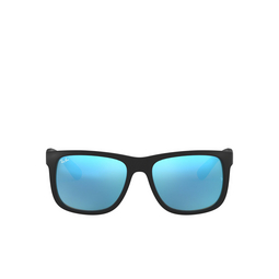 Ray-Ban® Sunglasses: Justin RB4165 color Rubber Black 622/55.