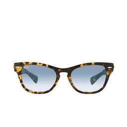 Ray-Ban® Sunglasses: Laramie RB2201 color Yellow Havana 13323F.