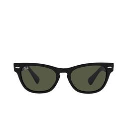 Ray-Ban® Sunglasses: Laramie RB2201 color Black 901/31.