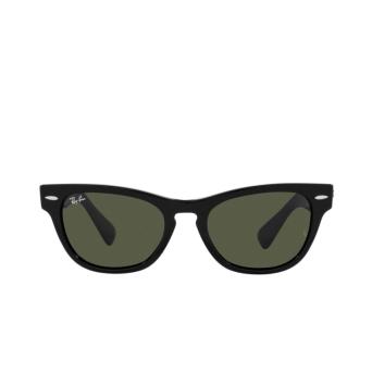 Ray-Ban® Square Sunglasses: Laramie RB2201 color Black 901/31.