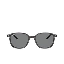 Ray-Ban® Sunglasses: Leonard RB2193 color Striped Grey 1314B1.