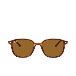 Ray-Ban® Sunglasses: Leonard RB2193 color Striped Havana 954/33.