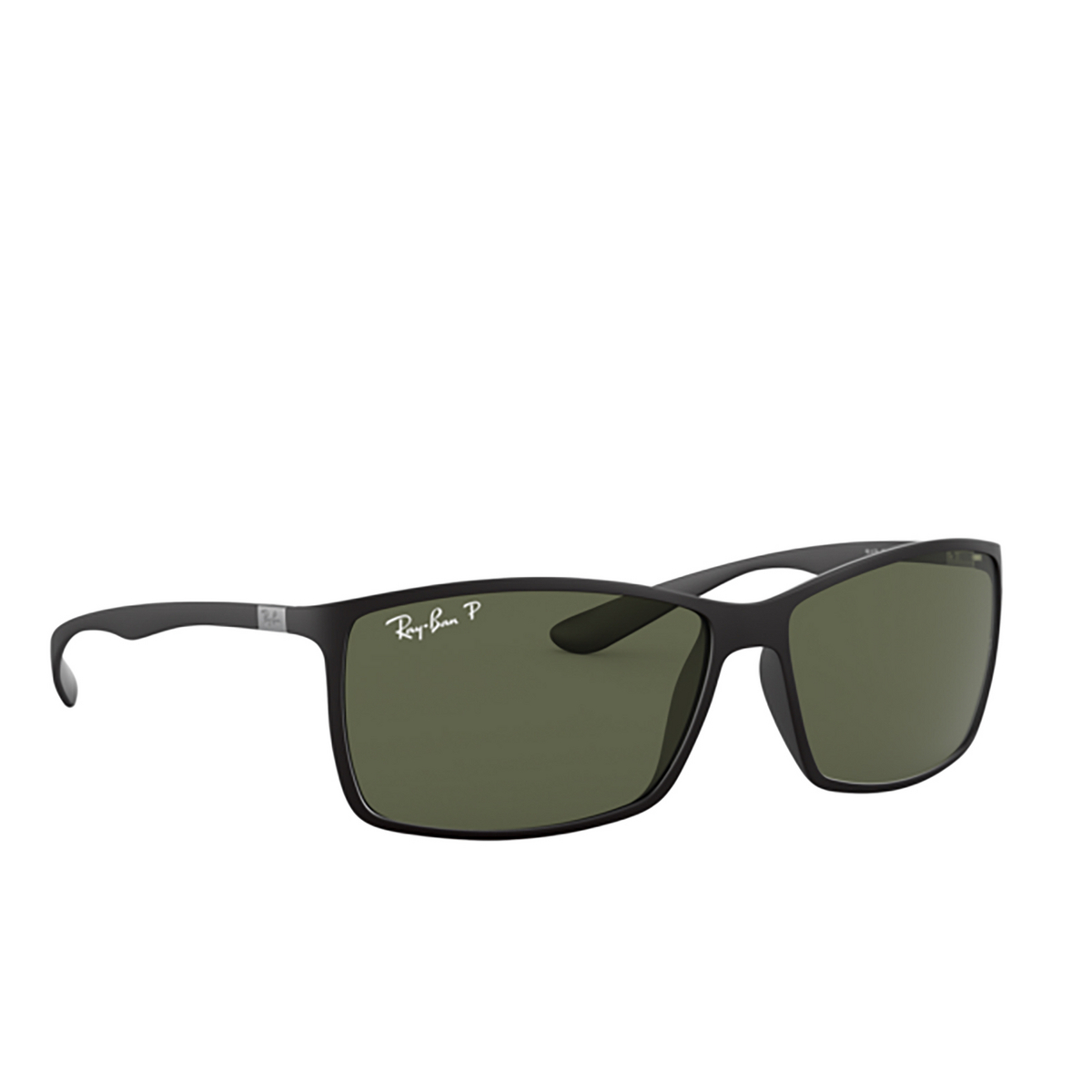 Ray-Ban® Square Sunglasses: Liteforce RB4179 color Matte Black 601S9A - 2/3.