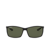 Ray-Ban® Square Sunglasses: Liteforce RB4179 color Matte Black 601S9A - product thumbnail 1/3.